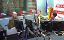 PROBLEME LA ZI / prof. Ion Bogdan Lefter şi editorialistul Tudor Călin Zarojanu / Realizator: Victor Caraculacu