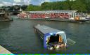 Autocarul plutitor din Paris