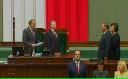 Noul preşedinte al Poloniei a depus jurământul