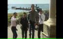 Bono şi Medvedev au discutat despre muzică şi politcă la un ceai de vară