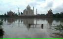 Taj Mahal, ameninţat de inundaţii