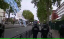 Protestele din Franţa au degenerat într-o suburbie a Parisului