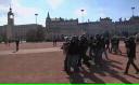Protestele continuă în Franţa