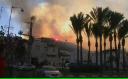 Israelul se luptă în continuare cu flăcările