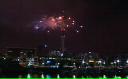 Trecerea în 2011 sărbătorită în Noua Zeelandă