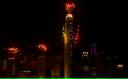 Trecerea în 2011 sărbătorită în Asia