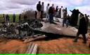 Avion american prăbuşit în Libia