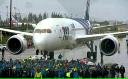 Primul zbor al Boeingului 787 Dreamliner