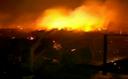 Inundaţii şi incendii în New York după trecerea uraganului Sandy